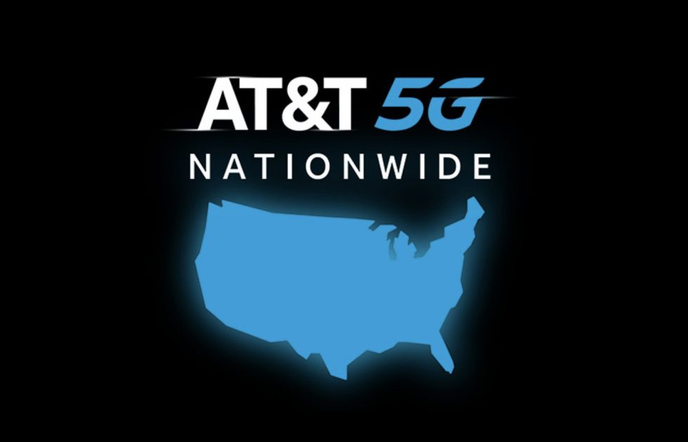 AT&T: 5G Network Now Available Nationwide