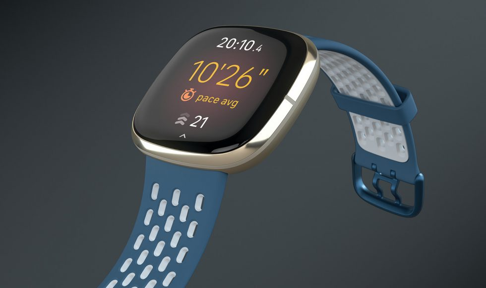 Fitbit Sense Goes After Apple Watch With ECG, Stress and Temperature Detection