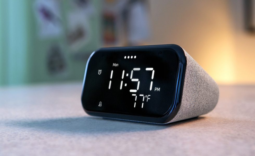 Lenovo announces Smart Clock Essential, a Google Assistant-equipped digital clock