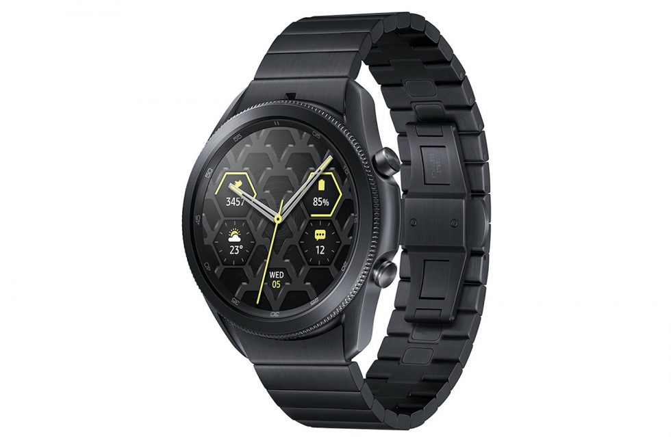 Samsung Galaxy Watch 3 Titanium Model Global Rollout Begins September 18 class=