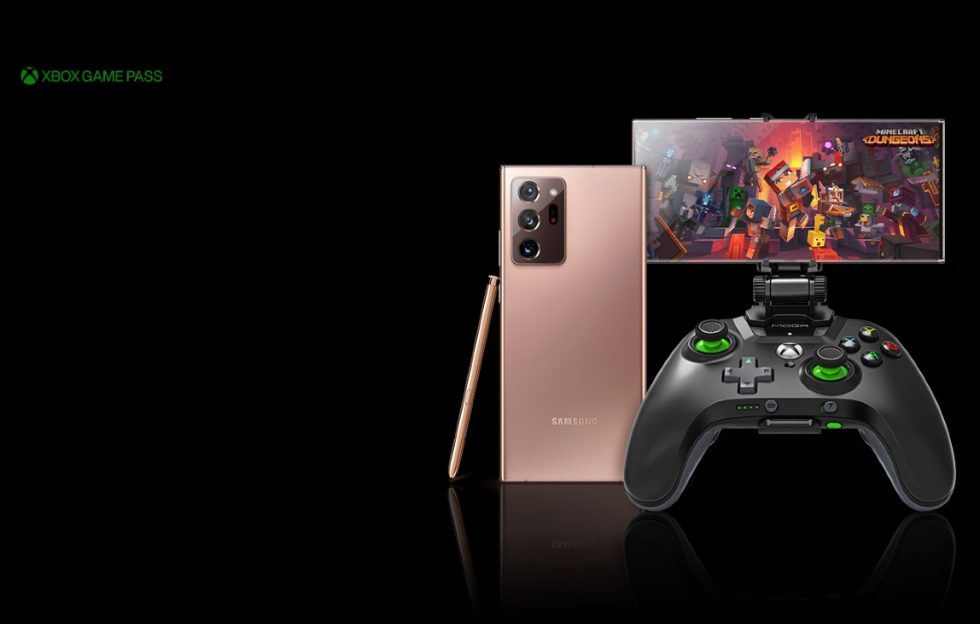 Galaxy Note 20 Owners, Time to Get Your Xbox On
