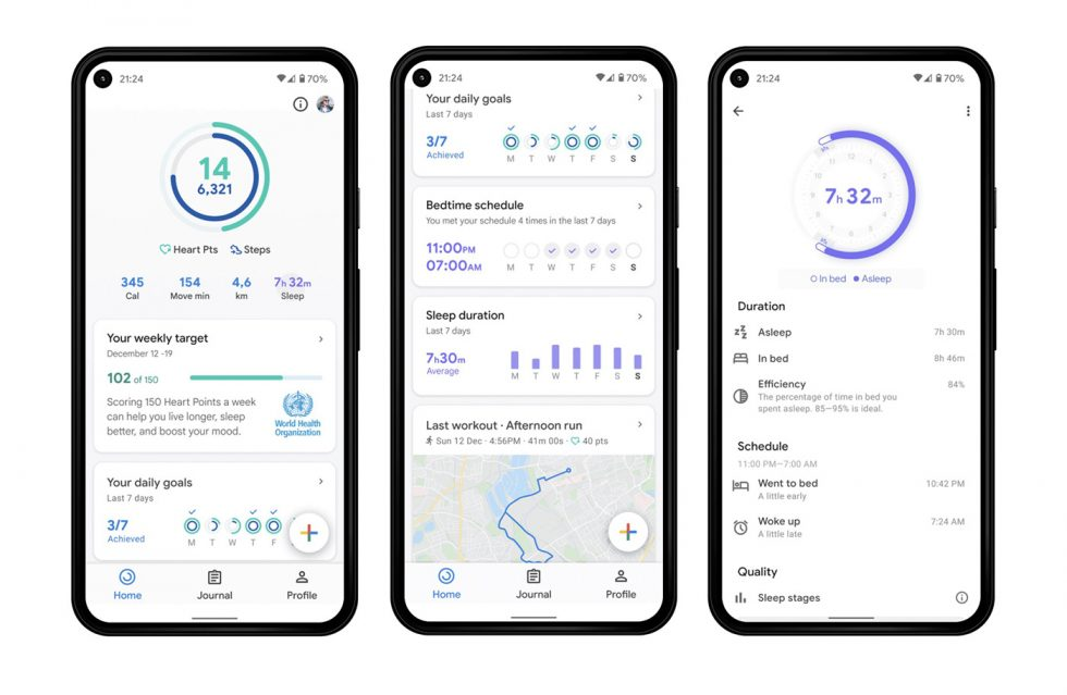 Google adds new tools for a healthier lifestyle on its Fit apps