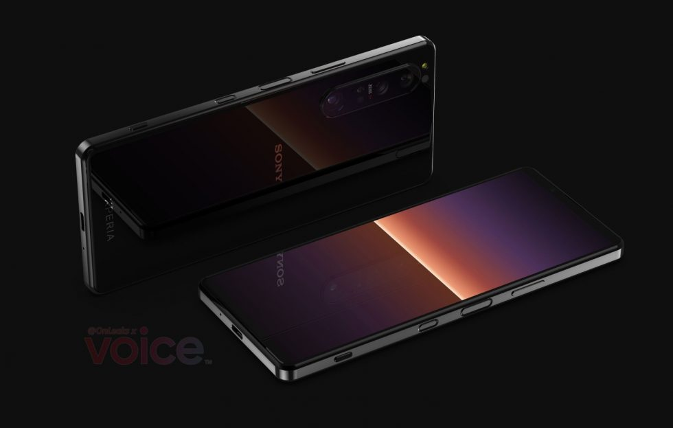 This is how Sony Xperia 1 III will look like