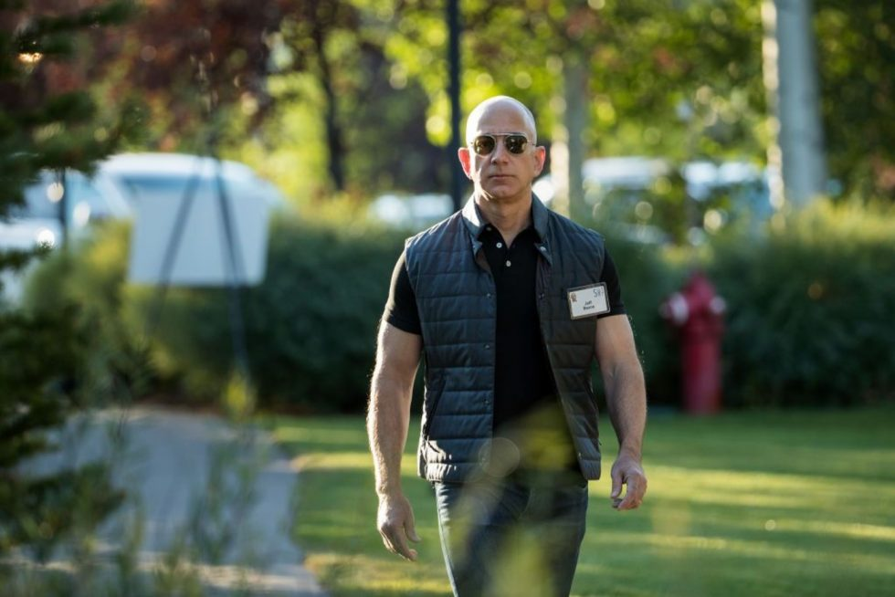Jeff Bezos to step down as CEO of Amazon later this year